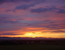 Sunset In Vt by MIKE MAMMY in Members gallery
