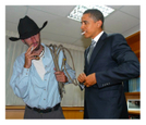 Mike Mammy And The Pres, Smoking A Grit In Texas, 2005