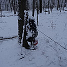 Snowy 4-day section hike