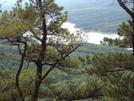Carvin Cove Reservoir Oct 2010 by Menace in Trail & Blazes in Virginia & West Virginia
