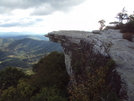 Mcafee Knob Oct 2010 by Menace in Trail & Blazes in Virginia & West Virginia
