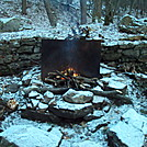 Rauch Mtn Shelter by Menace in Maryland & Pennsylvania Shelters