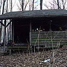 Peters Mtn Shelter 2-18-2012 by Menace in Maryland & Pennsylvania Shelters