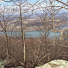 Looking down on Duncannon, PA 2-19-2012 by Menace in Trail & Blazes in Maryland & Pennsylvania