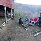 Overmountain Shelter 5-2-15