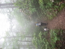 Leaving Little Ottie's Cabin by JenSkim in Section Hikers