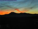 Mt Katahdin At Sunset