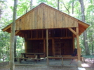 New Stover Creek Shelter by papa john in Stover Creek Shelter