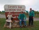 Carvers Gap by Ol Mole in Members gallery