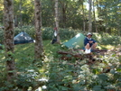 Sweet Camping Spot by Ol Mole in Trail & Blazes in North Carolina & Tennessee