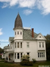 Widow's Walk, Stratton by squeeze in Maine Trail Towns