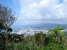View Of Nago City, Okinawa Japan
