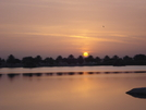 "Sunrise: Lake of ""Victory Over Iran"" Palace, Iraq by World-Wide in Other"