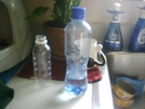 Fuel Vs. Water Bottle by cwayman1 in Gear Gallery