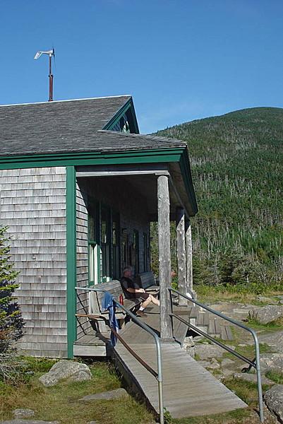 Gailhead Hut