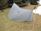 Enclosed Tarp Set-up by PersonaErazed in Gear Gallery