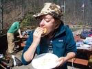 Feasting At Neels Gap