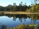 Last pond before Katahdin Stream Campground