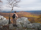 Me On Pulpit Rock by Bezekid609 in Views in Maryland & Pennsylvania