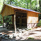 Curley Maple Shelter by doritotex in North Carolina & Tennessee Shelters