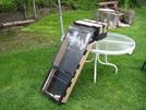 Solar Dehydrator by eric j in Members gallery