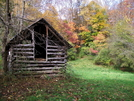 Corn Crib by MikenSalem in Trail & Blazes in North Carolina & Tennessee