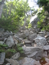 August Section Hike by Kinnick in Trail & Blazes in Maine