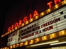 Walking with Freedom at the Georgia Theatre by Tha Wookie in Georgia Trail Towns