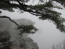 One Of A Few Cliffs by nox in North Carolina &Tennessee Trail Towns