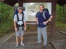 Mkbibble And Steve At USFS42 Near Springer