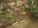 Steps At Justus Creek Crossing by MkBibble in Trail & Blazes in Georgia