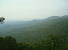 View From Ramrock Mountain by MkBibble in Views in Georgia