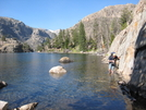 Lake Louise, Shoshone Nf, Wyoming by WyomingMedic in Other Trails