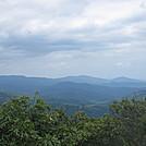 crescent rock overlook to beahms gap 172