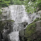Dark Hollow Falls hike