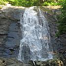 White Oak Canyon and Cedar Run Falls hike