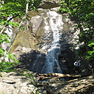 White Oak Canyon and Cedar Run Falls hike