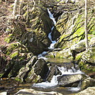 Rose River Falls and Hawksbill Mountain hike