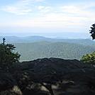 ivy creek overlook to crescent rock overlook 196