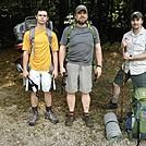 Tuckahoe and friends by Deer Hunter in Faces of WhiteBlaze members