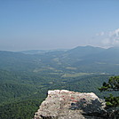 view from north end of little house mountain by Deer Hunter in Trail & Blazes in Virginia & West Virginia