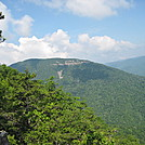 view of big house mountain from little house mountain 1 by Deer Hunter in Views in Virginia & West Virginia