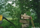 Glencliff Trail sign - entering the Whites by sienel in Sign Gallery