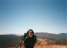 me on Hump Mountain