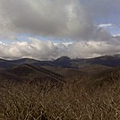 view from albert mountain by pfann in Views in North Carolina & Tennessee
