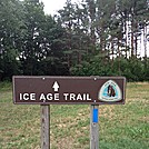 ice age trail lapham peak area