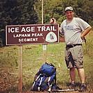 ice age trail lapham peak