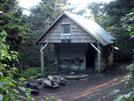 Roan Mt Shelter