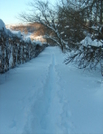 Snow On The At by C Seeker in Trail & Blazes in Virginia & West Virginia