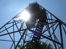 Shuckstack Firetower by jorhawle in Trail & Blazes in North Carolina & Tennessee
